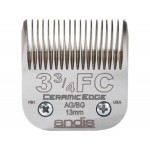Ножевой блок ANDIS CeramicEdge #3 3/4FC 13 mm. 64435