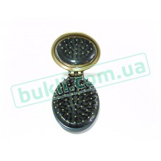 Щетка Olivia Garden Holiday Allure gold & black